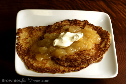 Post image for lawless potato pancakes
